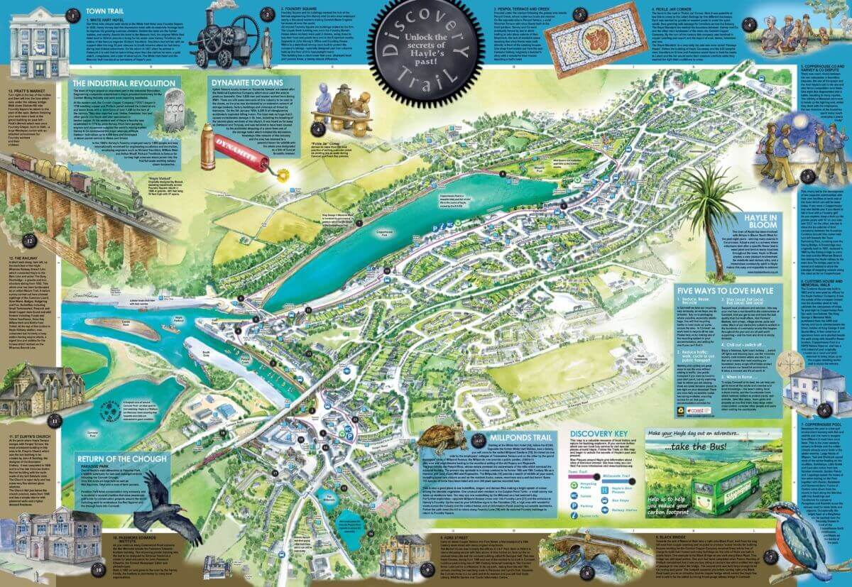Hayle Discovery Trail