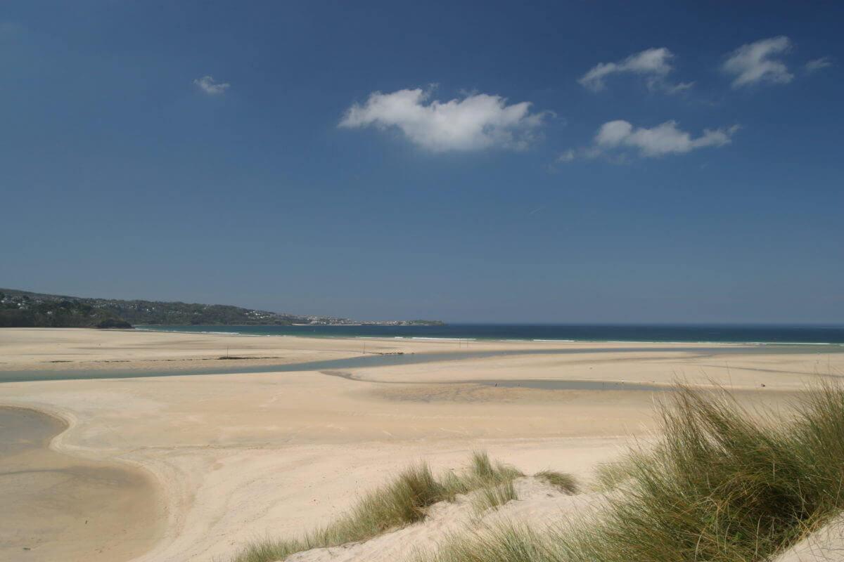 the beach - hayle