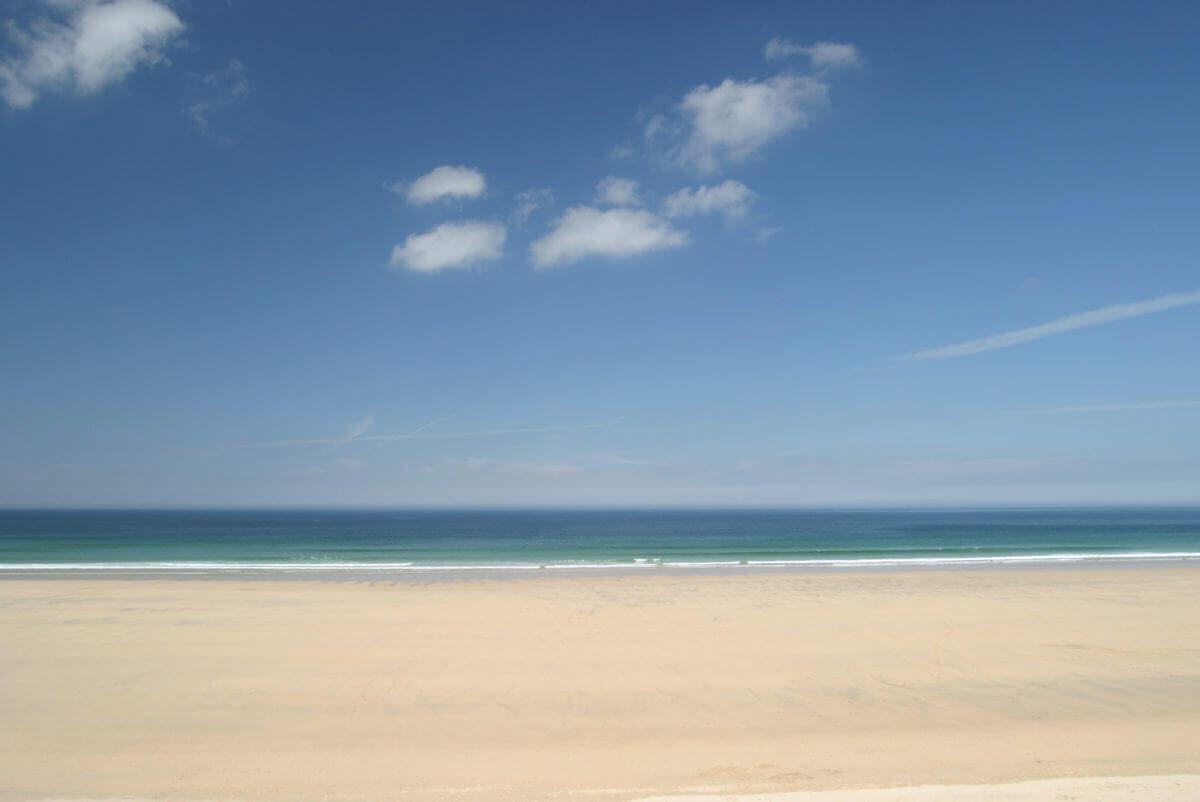 riviere towans beach