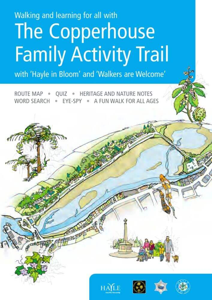 Copperhouse Family Trail Cover