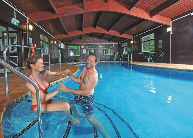 Tolroy Holiday Park Swimming Pool