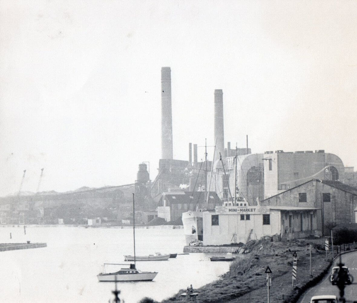 Industrial Hayle Harbour
